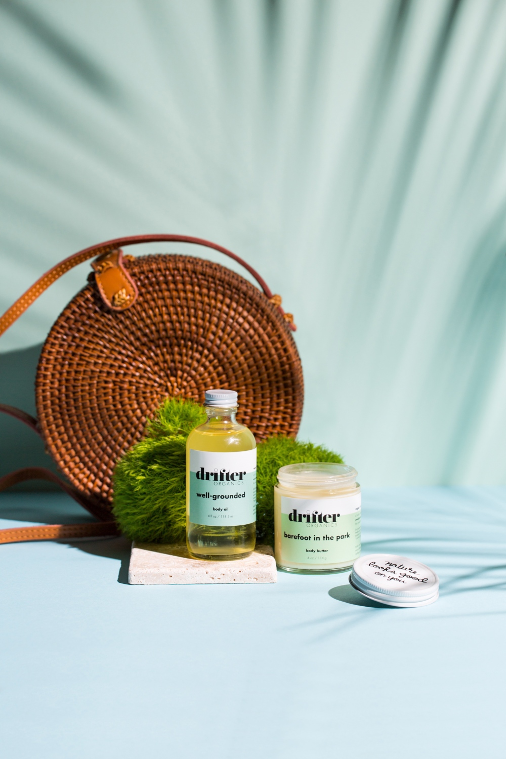 Styling and Photography by Naomi Julia Satake for Drifter Organics
